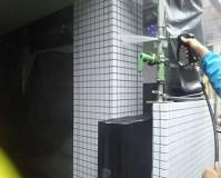 東京都文京区の一般住宅の塗装工事の施工事例(2020/06/08)