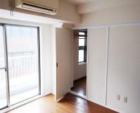 東京都台東区マンションの内部塗装工事の施工事例(2020/06/25)