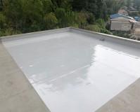 神奈川県横浜市の施設屋上の防水工事の施工事例(20200731)