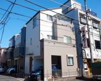東京都足立区戸建住宅の外壁塗装工事の施工事例(2020/07/15)