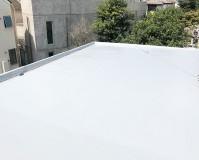 東京都杉並区の戸建住宅の屋上防水工事の施工事例(20200810)