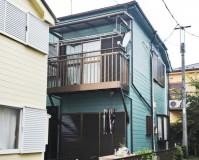 東京都足立区の外壁塗装工事の施工事例(2020/08/06)