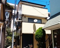 東京都品川区の外壁塗装工事の施工事例(20200901)