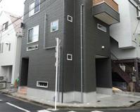 東京都葛飾区の新築住宅の配管塗装工事の施工事例(20200903)