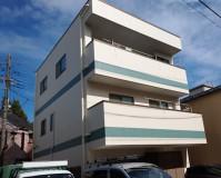 東京都墨田区住宅の外部改修工事のの施工事例(20200929)