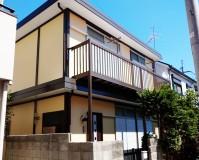 東京都大田区2階建住宅の外壁塗装・屋根塗装施工事例(2020101019)