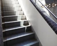 東京都港区マンション共用部洗浄・塗装工事の施工事例(20201022)
