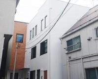 東京都文京区戸建住宅の外壁塗装工事の施工事例(20201130)