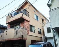 東京都板橋区の外壁塗装・屋根葺き替え工事の施工事例(20201211)