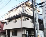 東京都大田区住宅の外壁塗装工事・屋上、バルコニー防水工事の施工事例(20201215)