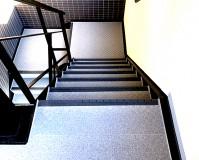 千葉県船橋市アパートの共用部長尺シート工事の施工事例(20210206)