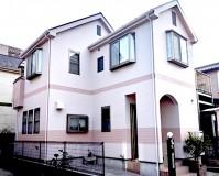 東京都足立区戸建住宅の外壁塗装・屋根塗装工事の施工事例(20210407)