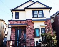 千葉県市川市2階建住宅の外壁塗装、屋根塗装工事(20210409)