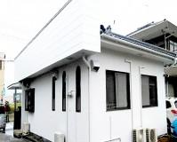 千葉県茂原市の某病院の外壁塗装工事例