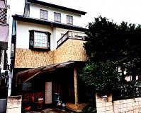 東京都足立区の三階建て住宅の外壁塗装工事の施工事例(20210706)