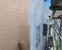 東京都足立区のテナントビルの外壁塗装の施工事例(20210802)
