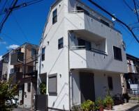 東京都足立区の外壁塗装・屋根塗装工事の施工事例(20210811)